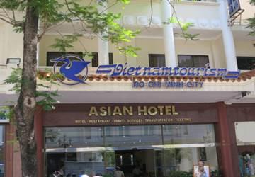 アジアンホテル外観2