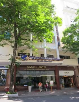 アジアンホテル 外観