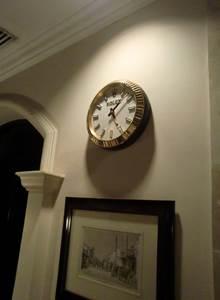ソフィテルレジェンド ロレックスの壁掛け時計