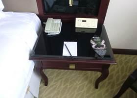 ホテルエクアトリアル デラックスルーム客室5