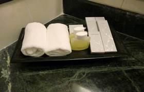 ホテルエクアトリアル デラックスルーム客室12