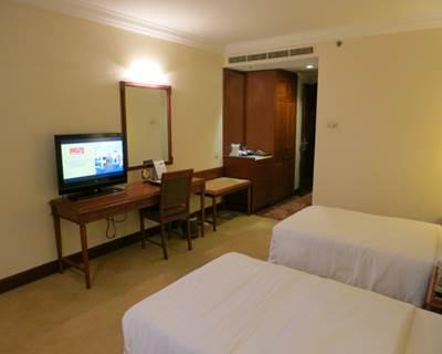 ハノイ フォーチュナホテル デラックス 客室2