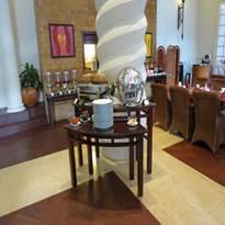 サンライズニャチャン インペリアルレストラン 飲茶コーナー