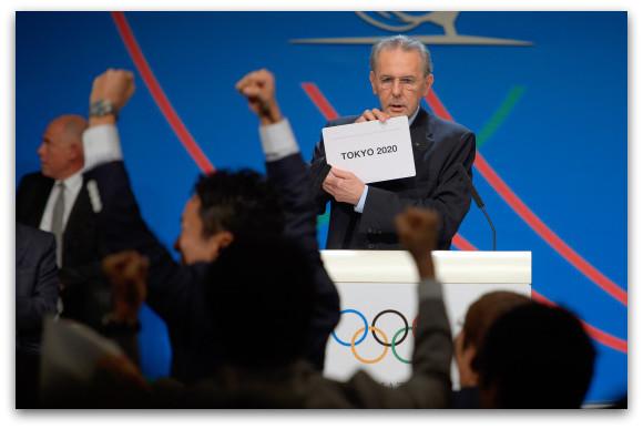 オリンピック2020