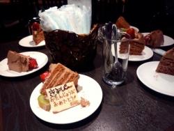 2013年誕生日ケーキ1