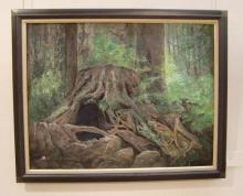 太古の樹林