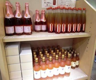 ピオーネのワイン・リキュール