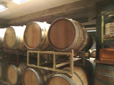 ワイン樽貯蔵