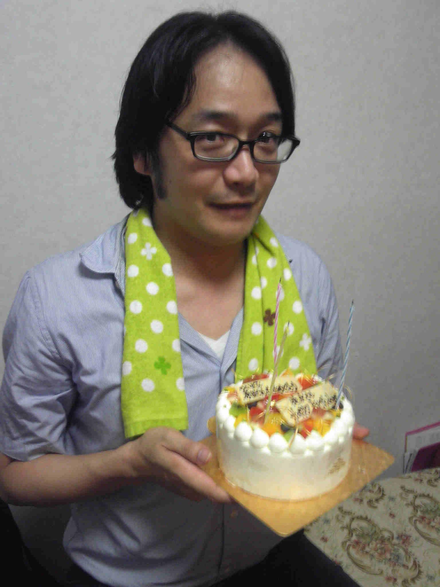 徳永さんお誕生日