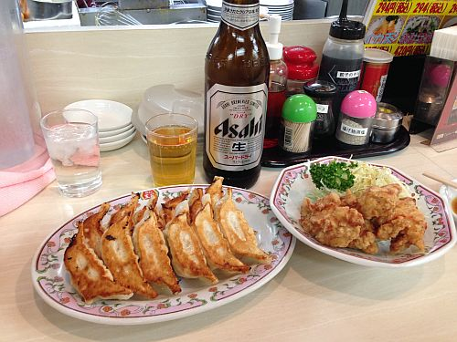 京都王将、JR六甲道店