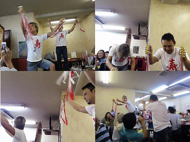 チーム『滝の茶屋』@蓬莱園ヽ(^o^)丿