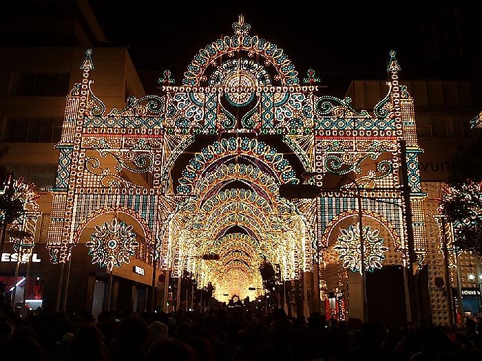 2013.12.15 ルミナリエに行ってきました(*^_^*)