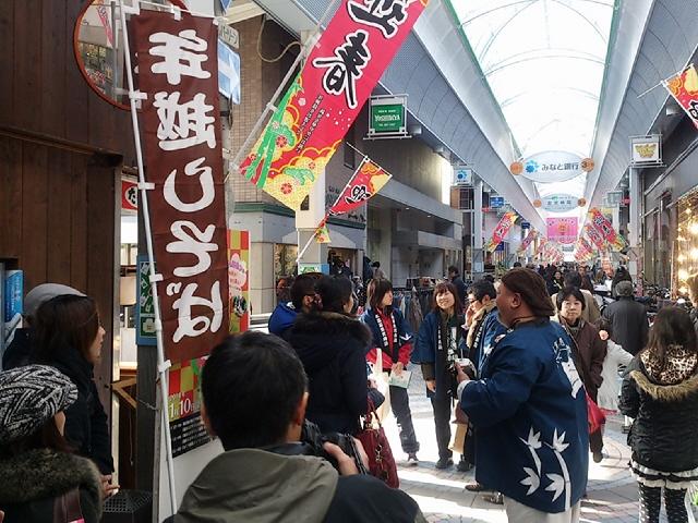 水道筋商店街『昭和40年代の混雑っつぷりを体感する商店主リレーツアー』その4