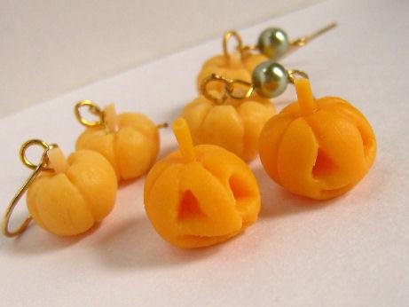 ハロウィンかぼちゃ1