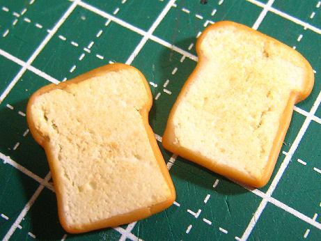 食パン制作中