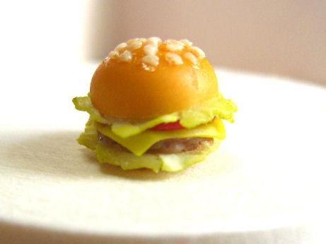 ちっちゃなハンバーガー1