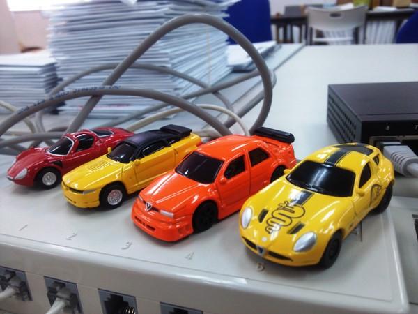 アルファロメオ×京商歴代名車コレクション
