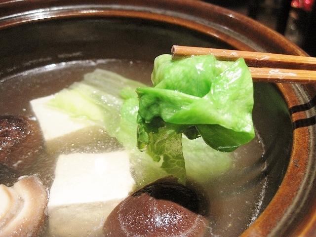 「魚頂天」冬のお任せ鍋コース
