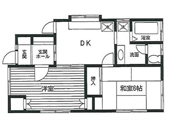 カサベラ1F間取り図_R
