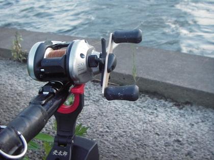 チョイミャク釣り