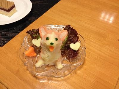 こじくんケーキ