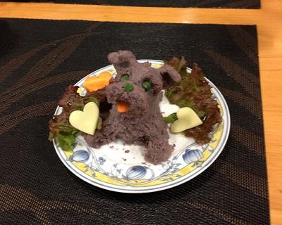 ジェットくんケーキ