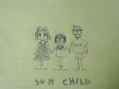 sun child さん