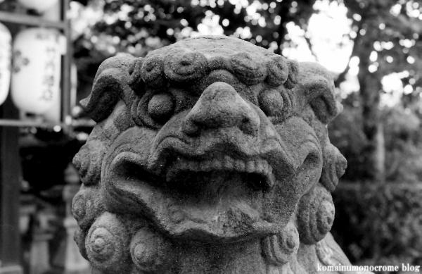 湯里住吉神社(大阪市東住吉区湯里)2