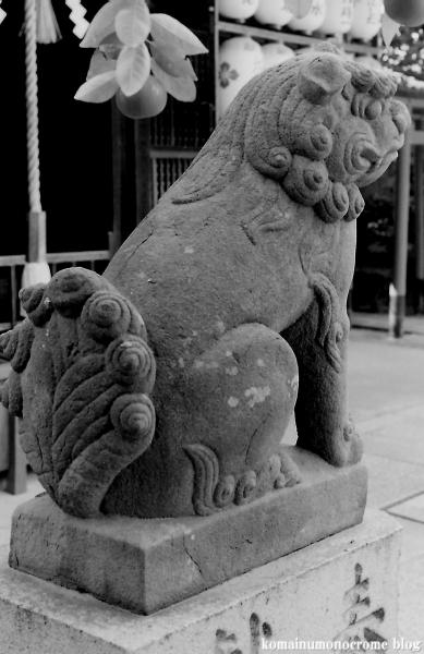 湯里住吉神社(大阪市東住吉区湯里)3