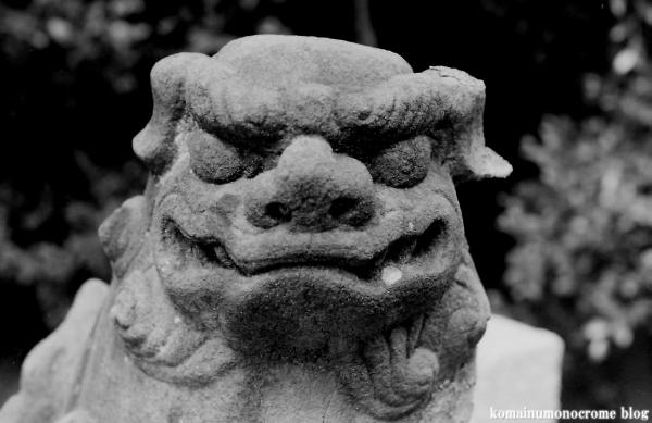中臣須牟地神社(大阪市東住吉区住道矢田)8