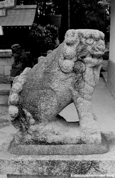 中臣須牟地神社(大阪市東住吉区住道矢田)3
