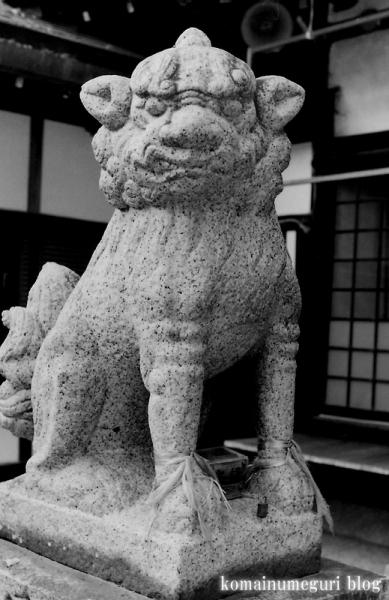 阿麻美許曽神社(大阪市東住吉区天美西)4
