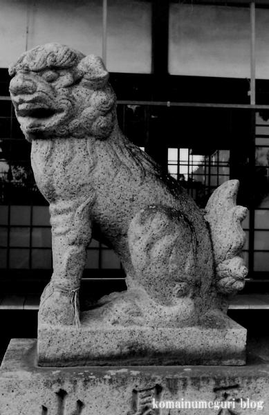 阿麻美許曽神社(大阪市東住吉区天美西)1