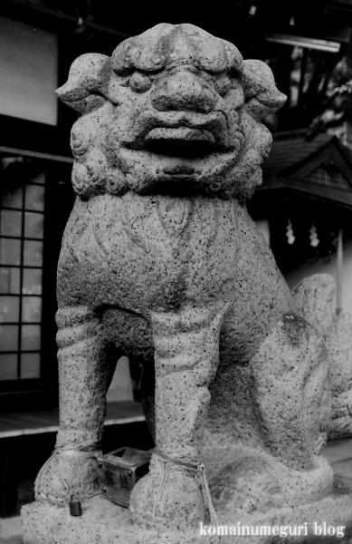 阿麻美許曽神社(大阪市東住吉区天美西)2