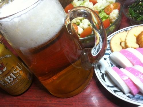1401021Lジョッキビール
