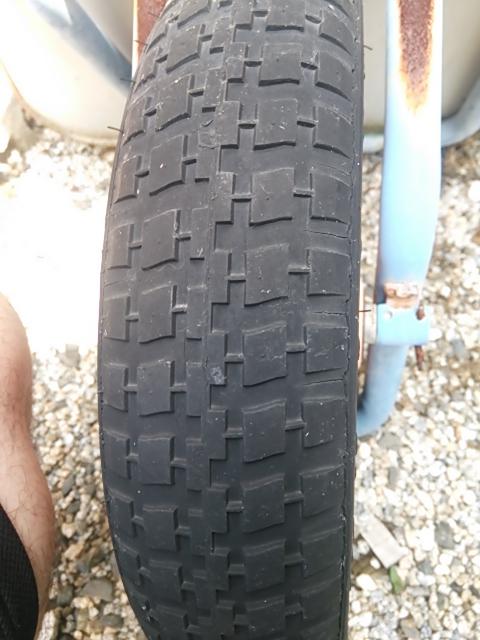 一輪車タイヤ