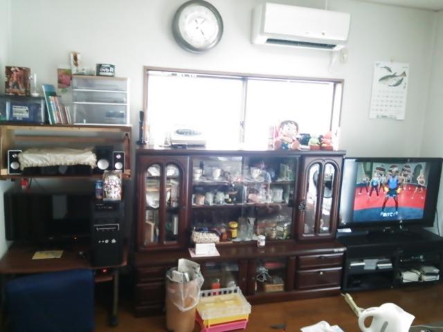 パソコン棚6