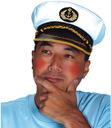 キャプテン帽子