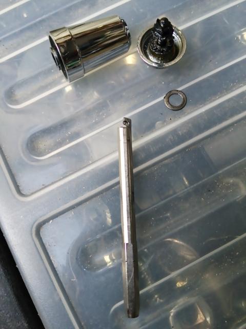 エーギーハンドル修理5