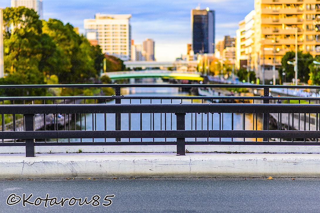 橋のある風景 20141104