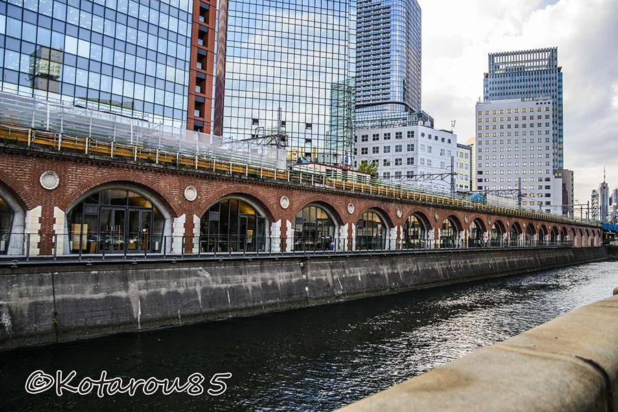 万世橋駅、戦前までホームがありました 20141107