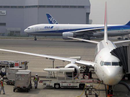 01羽田空港