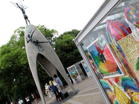 03原爆の子の像
