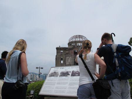 09原爆ドーム