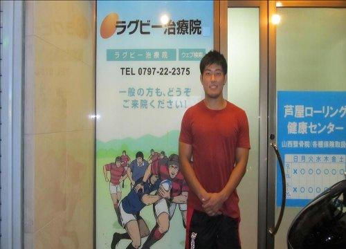松川太郎選手