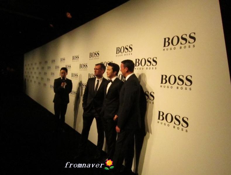 BOSS韓国サイト6