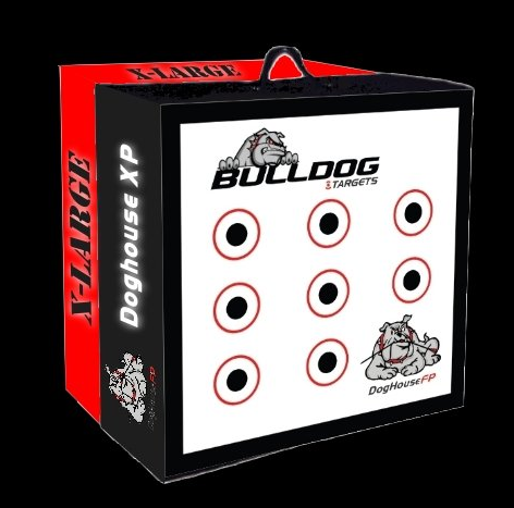 BullDog DogHouse XP Archery Crossbow Target
