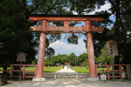 賀茂別雷神社 101