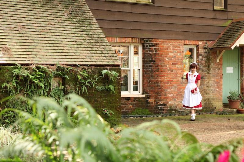 英国式庭園