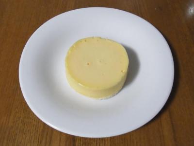 ラ・テール洋菓子店(チーズケーキ¥210)